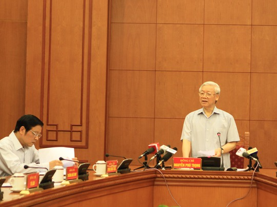 Tiếp tục truy bắt Trịnh Xuân Thanh phục vụ điều tra