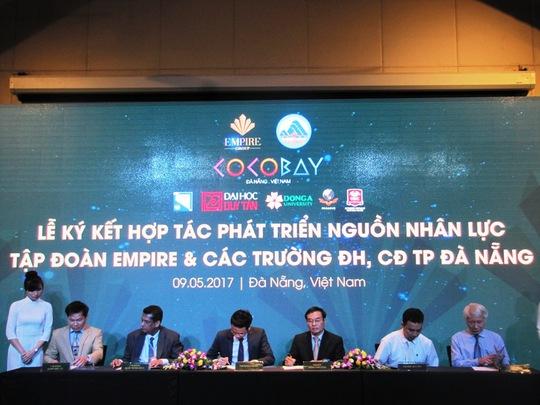 Tập đoàn Empire tạo ra 10.000 việc làm cho TP Đà Nẵng - Ảnh 1.
