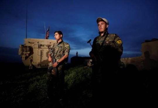 Thổ Nhĩ Kỳ cảnh báo Mỹ về Syria - Ảnh 1.