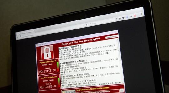 Châu Á nín thở vì mã độc tống tiền WannaCry - Ảnh 1.