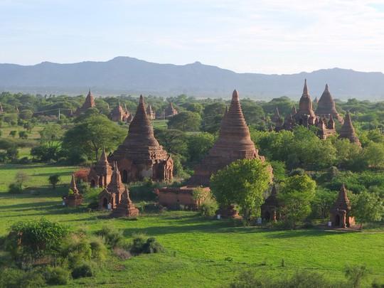 Myanmar: Đến, soi và mỉm cười nhẹ nhõm - Ảnh 1.