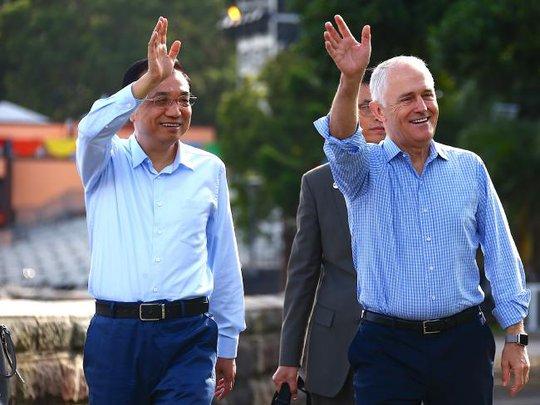 Thủ tướng Úc lộ phát ngôn nhạy cảm về Trung Quốc - Ảnh 1.
