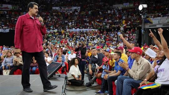 """Bí ẩn đằng sau vụ """"trực thăng tấn công ở Venezuela"""" - Ảnh 1."""