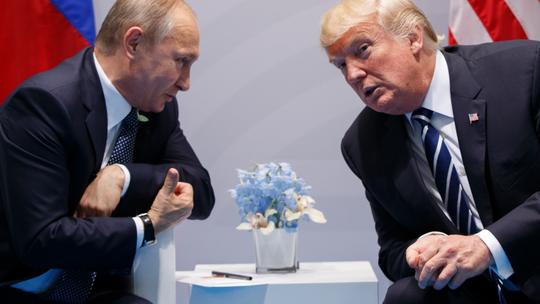 Tổng thống Donald Trump vẫn tin Nga can thiệp bầu cử Mỹ - Ảnh 1.