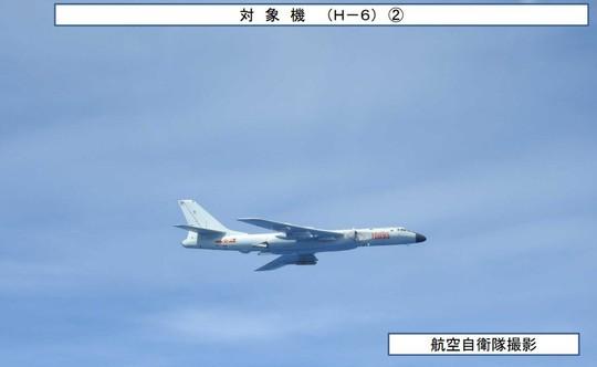 """Nhật Bản được khuyên """"tập làm quen"""" với máy bay Trung Quốc"""