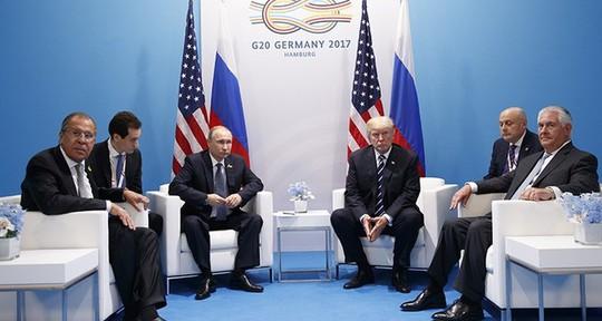 Trả đũa, Nga cắt giảm số lượng nhà ngoại giao Mỹ