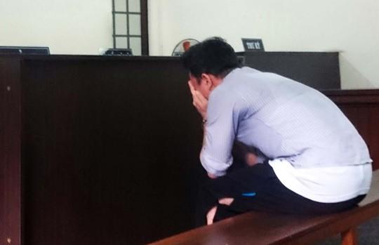 Gây án mạng vì bị đuổi chém vô cớ, thanh niên khóc tức tưởi - Ảnh 1.