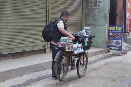 Nepal: Lạc lối ở Thamel - Ảnh 6.