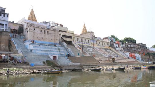 Người Việt đến Varanasi, tìm về thiên đường xa thẳm - Ảnh 1.