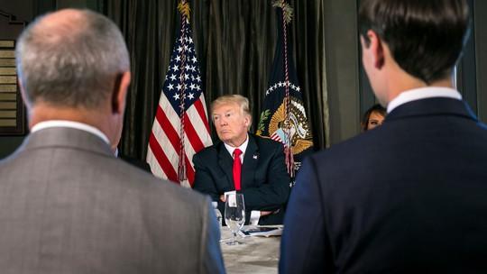 Dọa Triều Tiên như thế, chỉ có ông Donald Trump - Ảnh 1.