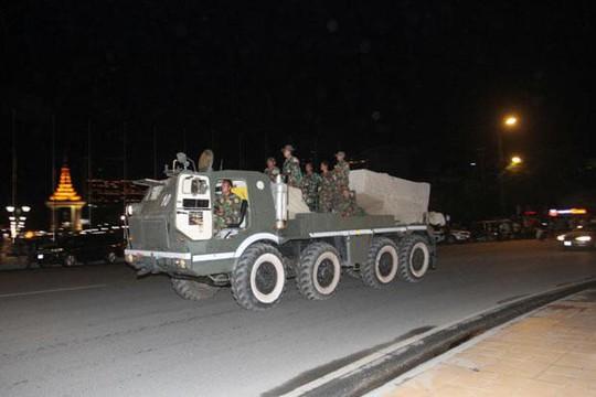 Lào – Campuchia cùng rút quân khỏi biên giới