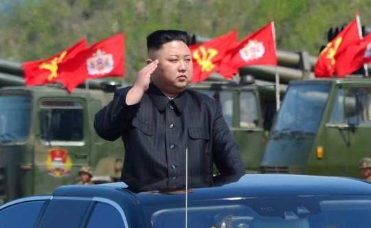 """Triều Tiên sẽ """"gửi thêm quà"""" cho Mỹ - Ảnh 1."""