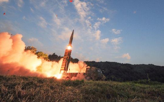 Hàn Quốc phát triển tên lửa hủy diệt tấn công Triều Tiên - Ảnh 1.