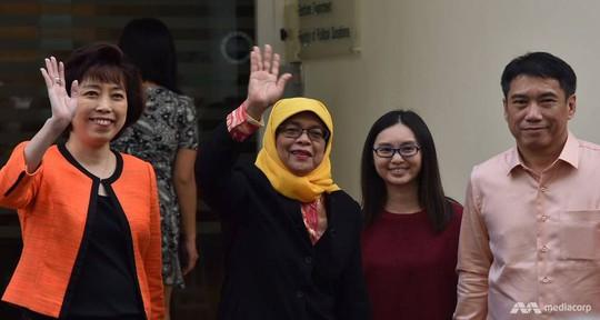 Singapore sẽ có tổng thống là người gốc Malaysia - Ảnh 2.
