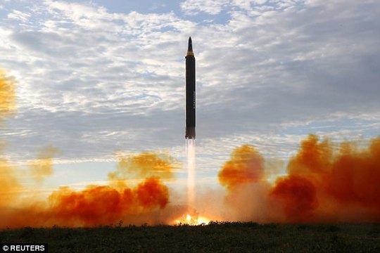 Triều Tiên dọa làm Mỹ đổ nát đến tận cùng - Ảnh 2.