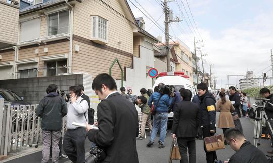 Phát hiện kinh hoàng bên trong căn nhà ở Nhật Bản - Ảnh 2.