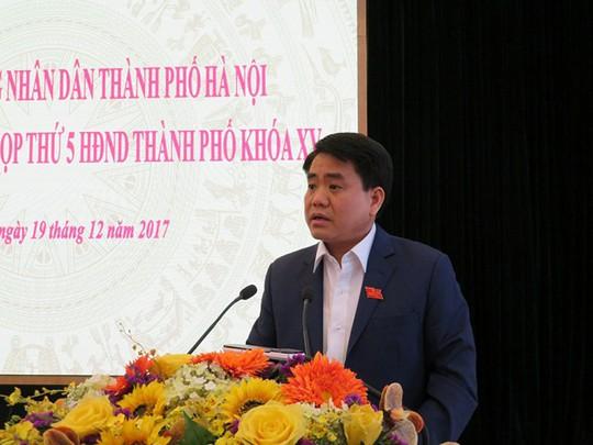 Chủ tịch Hà Nội: Đẩy nhanh điều tra sai phạm Tập đoàn Mường Thanh - Ảnh 2.