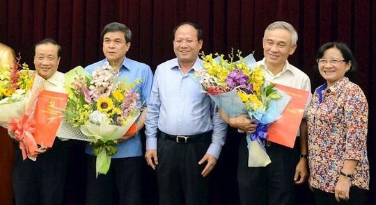 Ông Nguyễn Quý Hòa được thôi việc theo nguyện vọng - Ảnh 1.