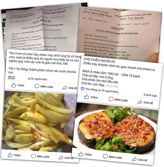 Bắt đầu kê khai bán hàng trên Facebook - Ảnh 1.