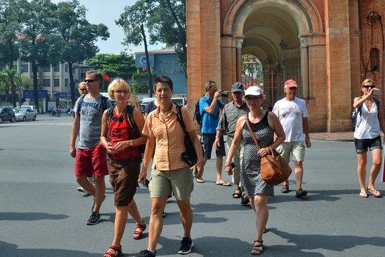 Băn khoăn Quỹ hỗ trợ phát triển du lịch - Ảnh 1.