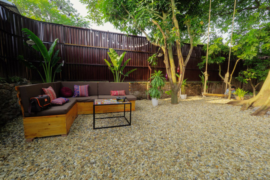 Nhà vườn đầy cây xanh mát ở Hà Nội - Ảnh 11.