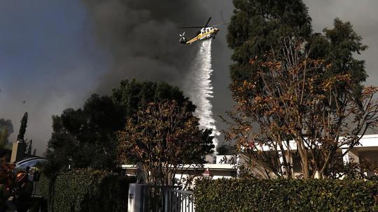 Chính quyền cảnh báo Những ngày vỡ tim ở Los Angeles - Ảnh 11.