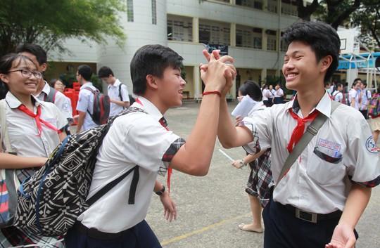 TP HCM công bố ngày thi lớp 10 - Ảnh 1.