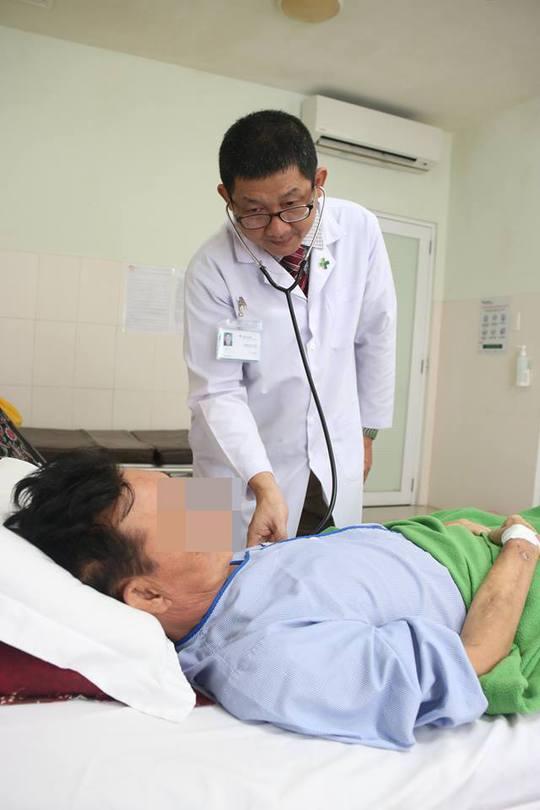 Cứu sống bệnh nhân suýt mất mạng vì lao cơ - Ảnh 1.