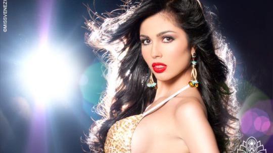 Ngắm đại diện Venezuela tại Hoa hậu Thế giới 2017 - Ảnh 5.