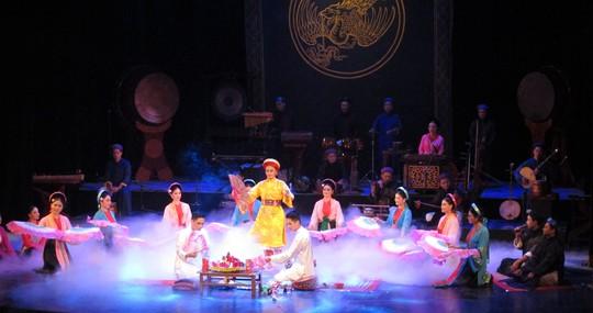 Thánh đường nghệ thuật ở Nhà hát Lớn: Vẫn là giấc mơ - Ảnh 1.