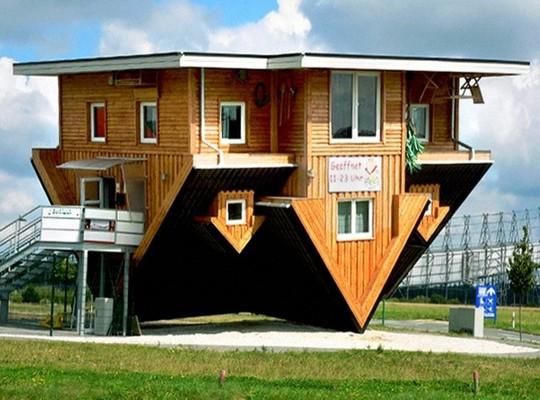 Chiêm ngưỡng những ngôi nhà độc đáo nhất thế giới - Ảnh 11.