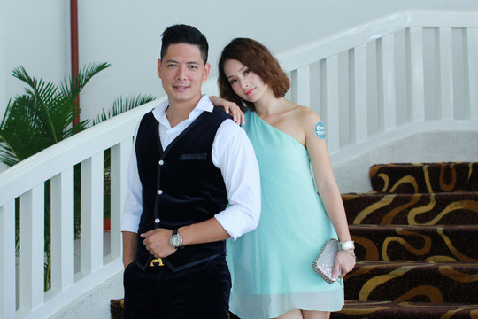 Lan Phương- Bình Minh: Cặp đôi hoàn hảo - Ảnh 1.