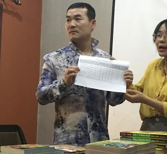 Tác giả Woo Bo Hyun kêu cứu