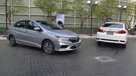 So sánh Honda City và Toyota Vios - Ảnh 6.