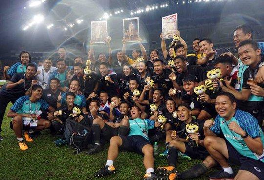 Danh sách bạn đọc dự đoán trúng thưởng U22 Malaysia - U22 Thái Lan - Ảnh 1.