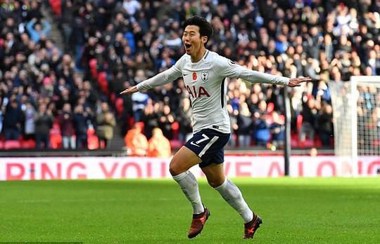 Gà Son trở thành chân sút châu Á giỏi nhất Premier League - Ảnh 1