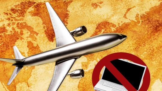 Mỹ định cấm laptop trên mọi chuyến bay từ châu Âu - Ảnh 1.