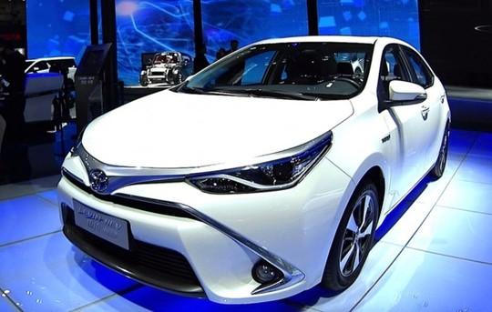 Toyota Altis sắp ra mắt phiên bản mới tại VN - Ảnh 1.