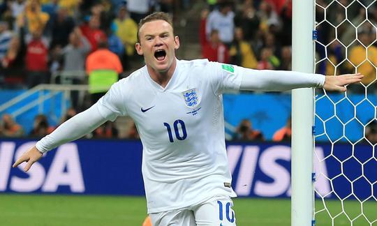 Rooney giã từ tuyển Anh - Ảnh 1.