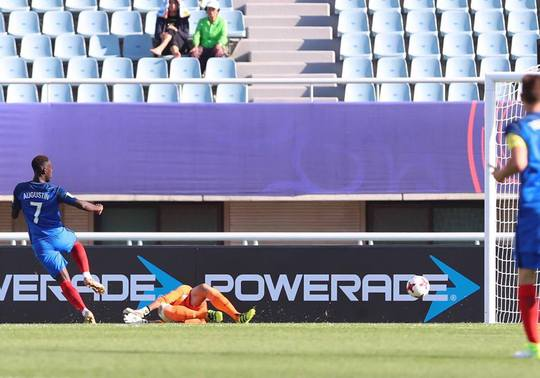 Trực tiếp U20 VN - Pháp 0-3: Đẳng cấp vượt trội - Ảnh 4.