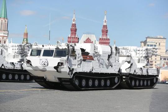 Xem trực tiếp Nga duyệt binh lớn kỷ niệm Ngày Chiến thắng - Ảnh 3.