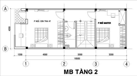 Xây nhà 3 tầng đủ tiện nghi ở Sài Gòn với 750 triệu - Ảnh 12.