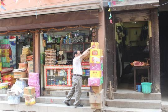 Nepal: Lạc lối ở Thamel - Ảnh 1.