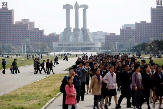 """Triều Tiên chỉ trích Trung Quốc, Nga """"nịnh nọt Mỹ"""" - Ảnh 2."""