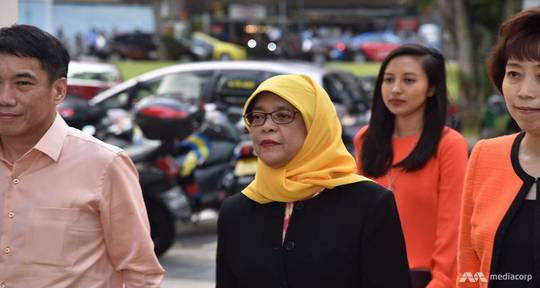 Singapore sẽ có tổng thống là người gốc Malaysia - Ảnh 1.