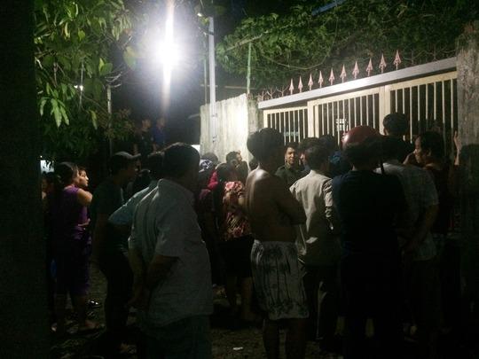 1 phụ nữ nghi bị sát hại trong nhà ở Bình Chánh - Ảnh 2.