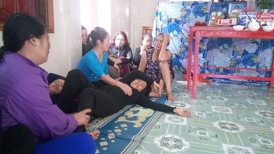 Vụ 6 lao động Việt tử vong tại Đài Loan: Con đi răng không về với mẹ! - Ảnh 2.