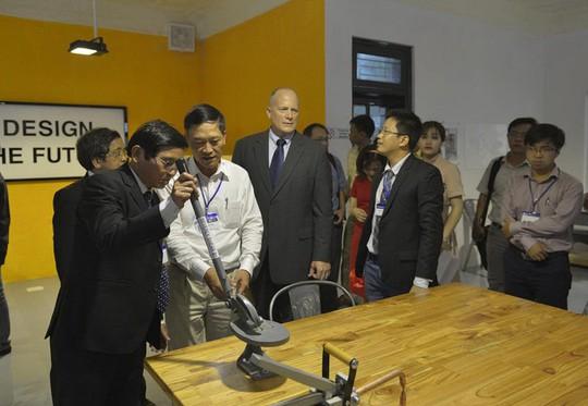 Mỹ mở không gian sáng chế thứ hai tại Việt Nam - Ảnh 1.