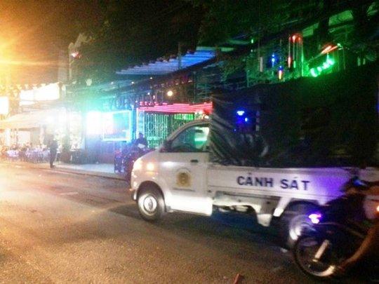 Hỗn chiến kinh hoàng, 3 thanh niên bị chém gục ở quận Gò Vấp - Ảnh 2.