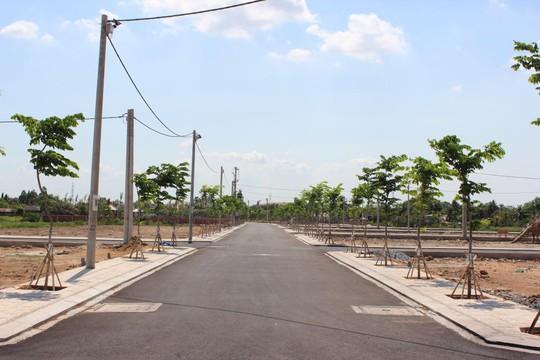 """ác nền đất dự án khu dân cư (KDC) thường được NĐT """"xuống tiền"""" trước khi DN tổ chức lễ mở bán đợt đầu tiên"""